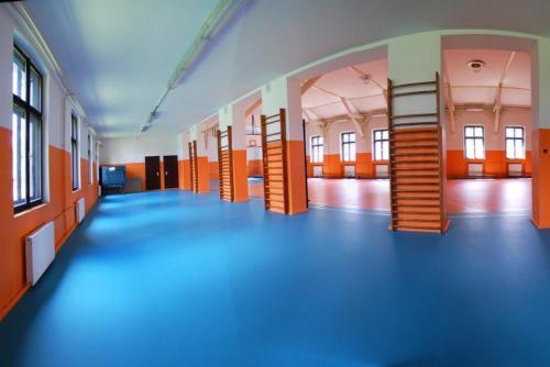 Sportovní zařízení Lázně Nové Město pod Smrkem